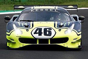 """Rossi zet carrière voort in autosport: """"Niet zomaar voor de lol"""""""