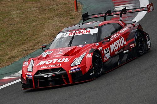 Cold weather at Fuji doomed Nissan's title bid