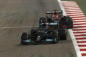 Honda, motorunun Mercedes'e karşı yarış performansını analiz ediyor