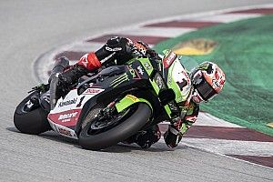 WSBK, Test Barcellona, Day 1: svetta Rea, Redding quarto