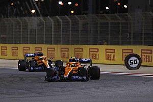 Norris admite que analizó a Ricciardo para mejorar en Bahrein