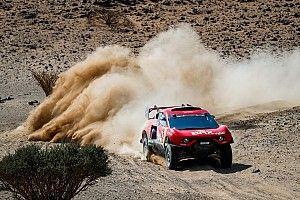 Dakar stewards explain penalty which left Loeb furious