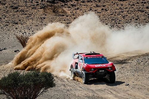Dakar stewards explain penalty which left Loeb furious