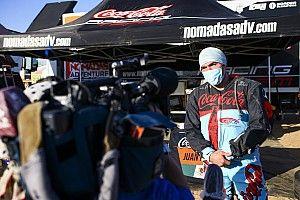 La historia de Juan Pablo Guillén, el único mexicano en el Dakar 2021