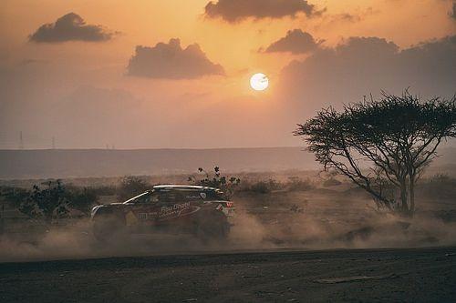 رالي داكار: العطية يفوز بالمرحلة الثانية وبيترانسيل ينتزع صدارة الترتيب العام
