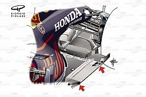 The rear end overhaul that has transformed Red Bull