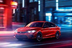 Teknologi Canggih Honda Civic Sedan