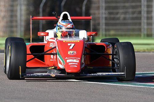F4, Imola: Beganovic in una Gara 2 segnata dalla safety car