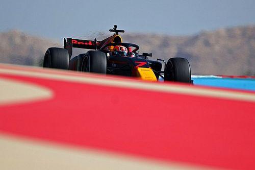 F2: Daruvala, al frente del segundo día de post-temporada en Bahrein