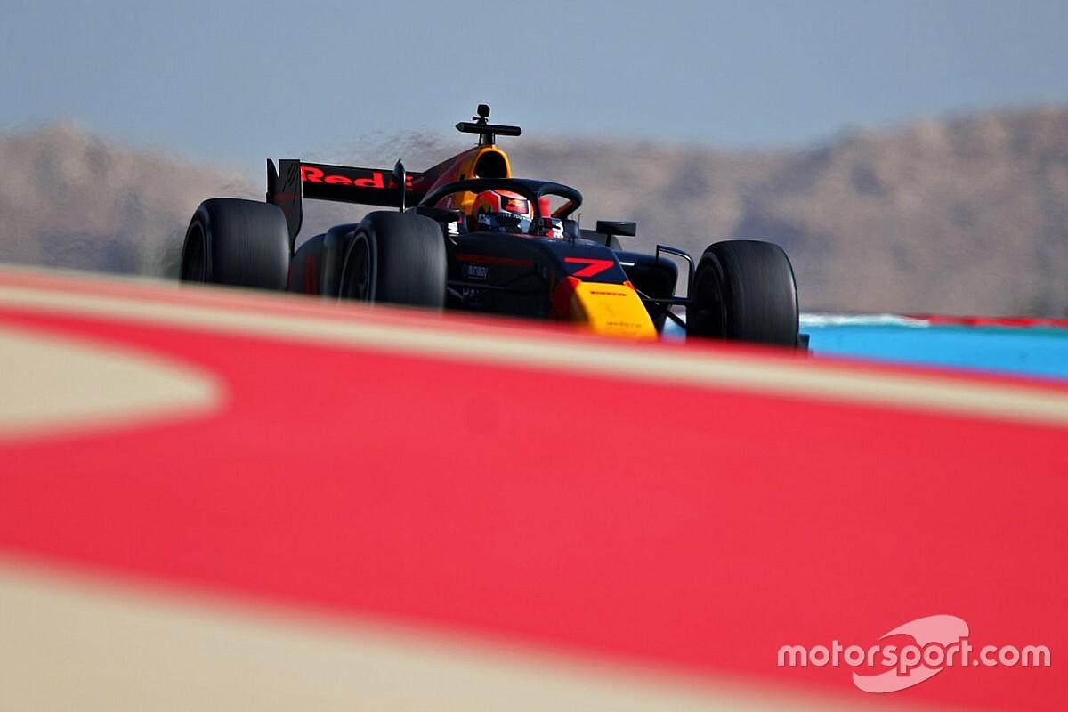 Test F2, Abu Dhabi, Giorno 2: Daruvala si conferma