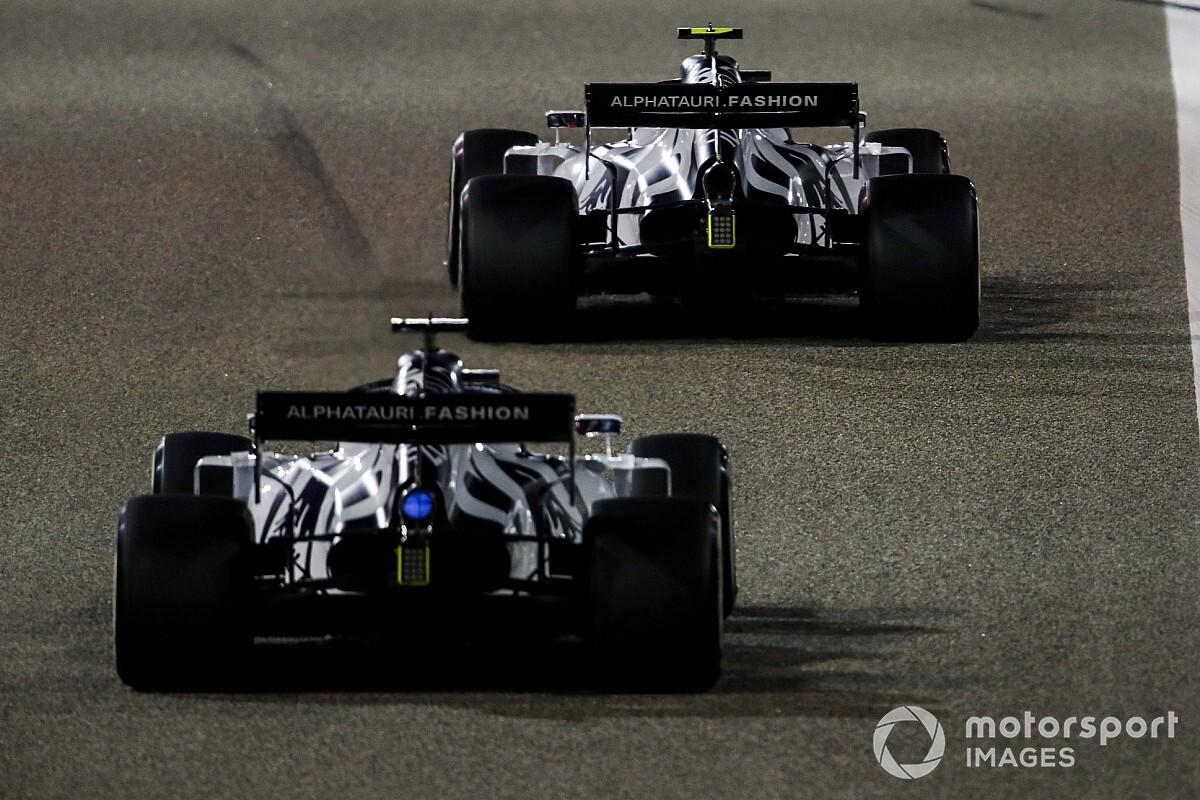 В Ф1 опять упало число обгонов. Везде, кроме двух Гран При