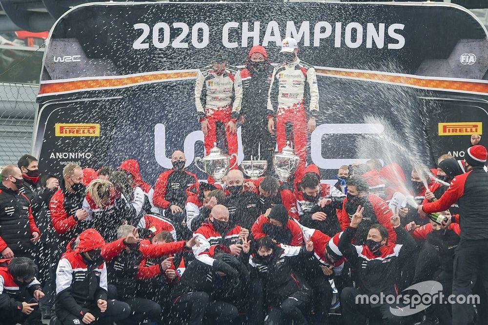 WRC: los mejores vídeos del apasionante Rally de Monza 2020