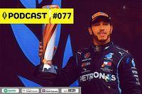 Podcast #077 - Domínio da Mercedes tira mérito de Hamilton em suas conquistas?