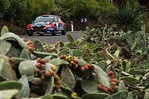 Wypowiedzi przed Rally Islas Canarias