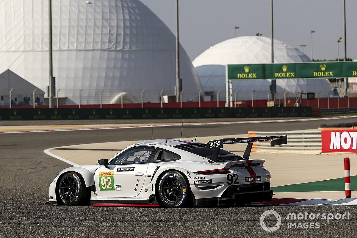 8h Bahrain: assegnata la Pole LMGTE Pro alla Porsche #92