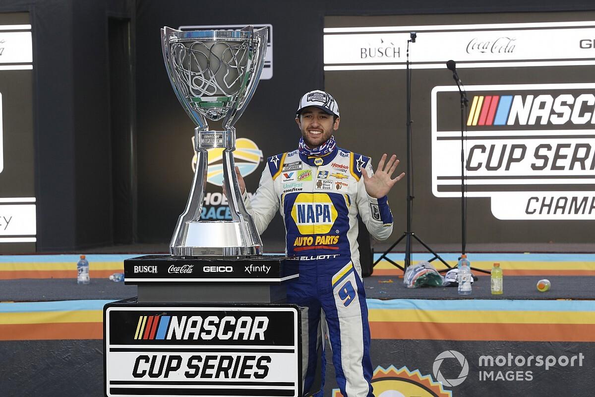 NASCAR to hold one condensed postseason awards show next week