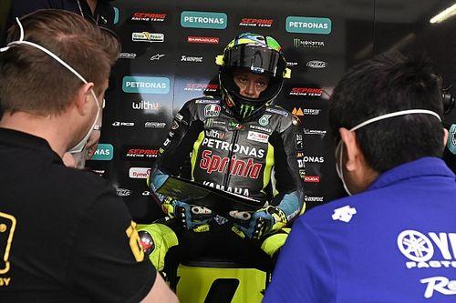 "Rossi: Atmosphere within new SRT MotoGP team ""beautiful"""