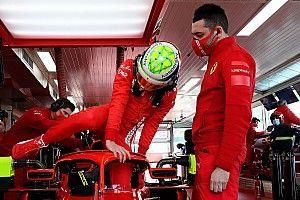 """Mick Schumacher: """"Sogno di correre con la Ferrari!"""""""