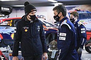 """WRC, autocritica di Tanak: """"Una delle forature è colpa mia"""""""