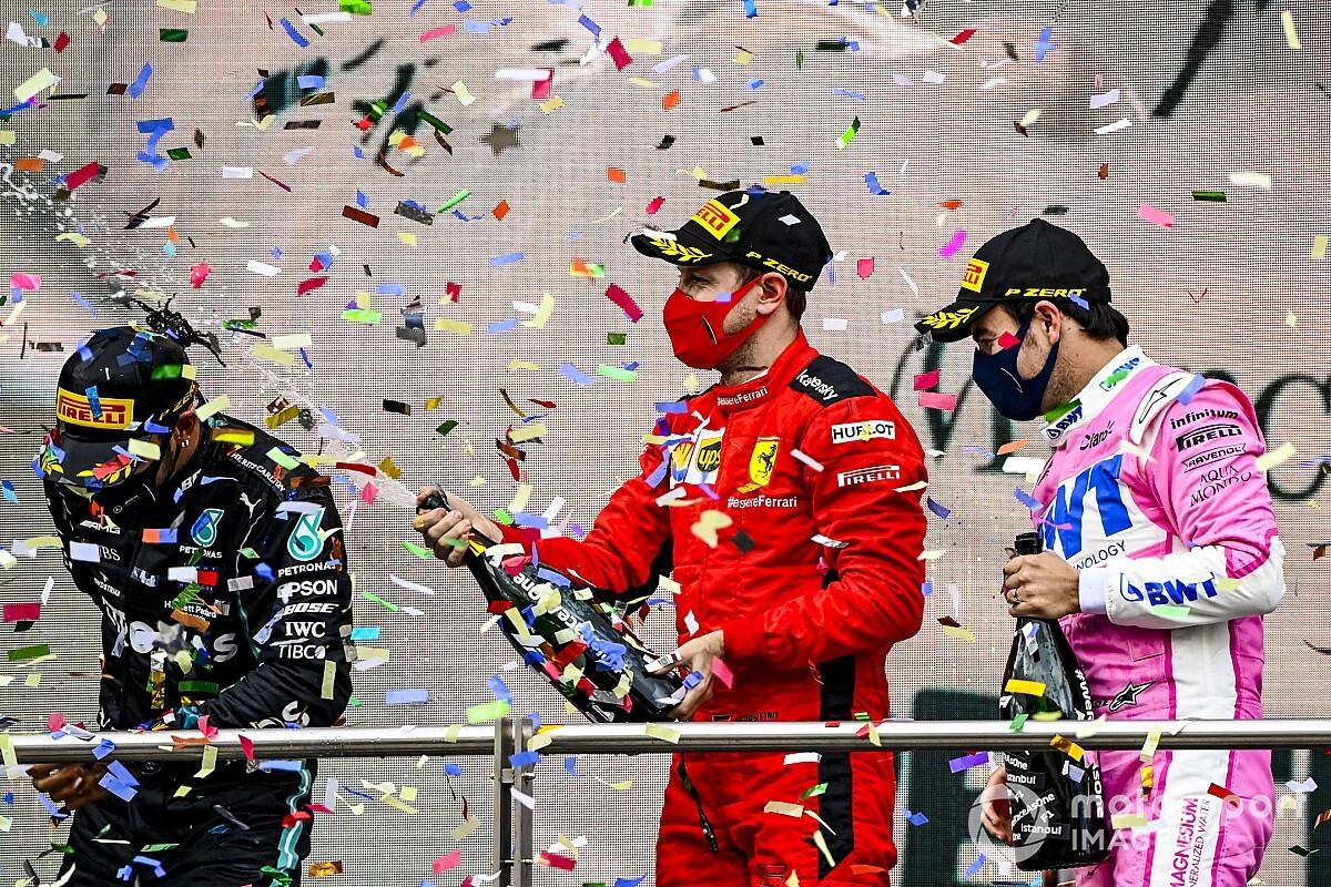 """Vettel não se vê na F1 além dos 40 anos: """"Tenho de três a sete anos restantes"""""""