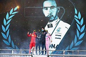 Hamilton gana en Turquía y es campeón 2020; Pérez y Vettel completan el podio