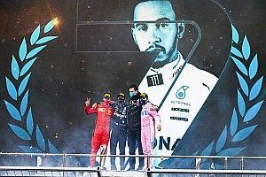 """""""Estou apenas começando"""" de Hamilton impressiona Rosberg: """"Isso assusta os rivais"""""""