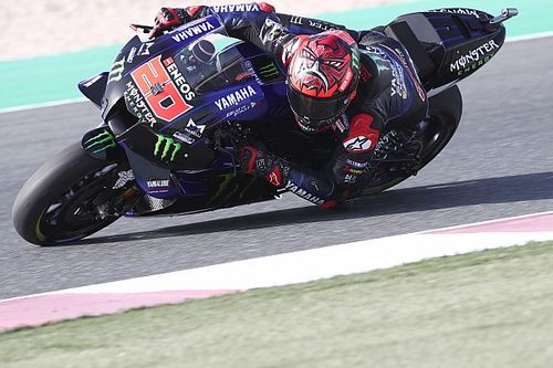 "Quartararo: ""Story"" of Yamaha being easy MotoGP bike ""finished"""