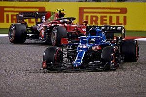 Alonso hem batarya hem fren sorunu yaşamış