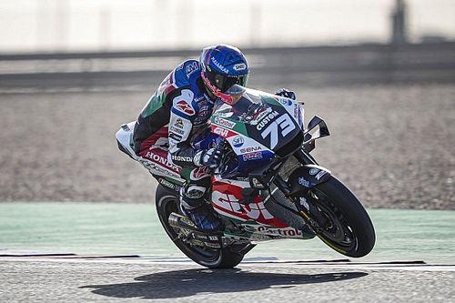 Alex Marquez Khawatirkan Kecepatan Honda Saat Kualifikasi