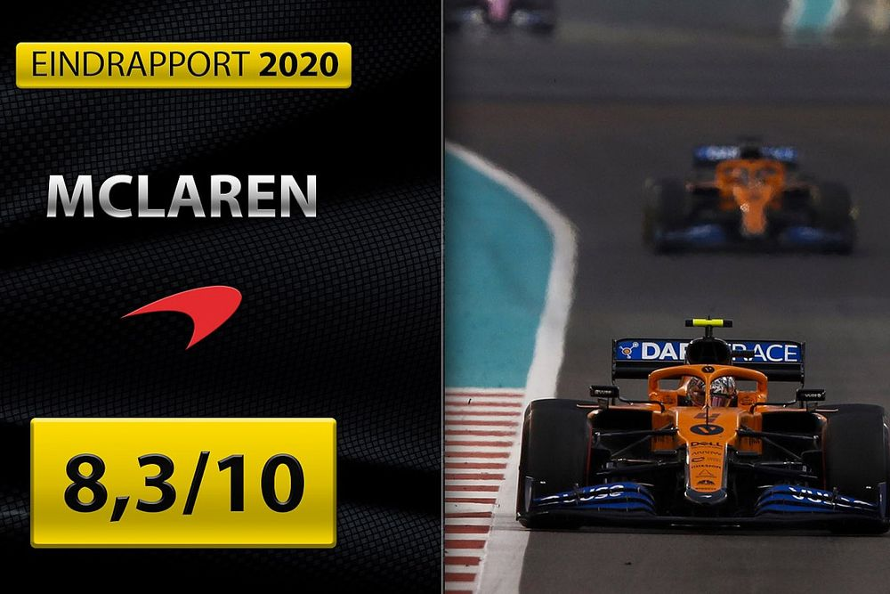 Eindrapport McLaren: De magere jaren zijn definitief voorbij