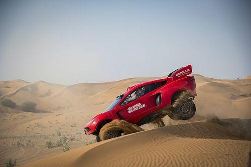 Ecco l'Hunter 4x4 di Loeb e Roma per la Dakar 2021