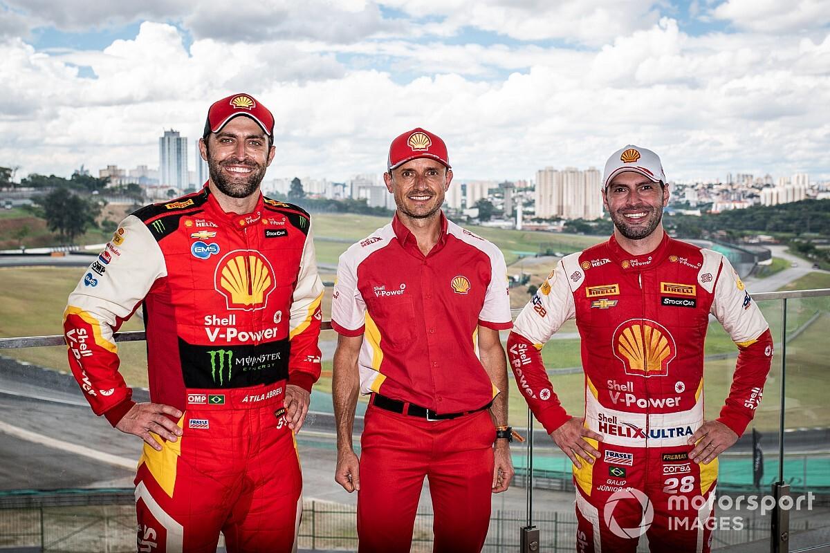 Equipe Pole Motorsport estreia em 2021 na Stock Car com Átila Abreu e Galid Osman
