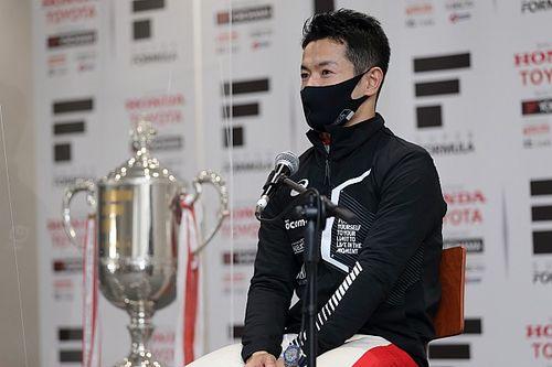 山本尚貴、3度目の王座獲得に向け決意新たに「絶対にチャンピオンを獲ってゼッケン1を取り戻す」