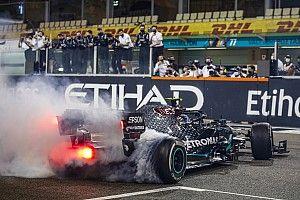 Kembali Runner-up, Bottas Masih Penasaran Raih Gelar F1
