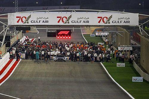 Гран При Сахира: стартовая решетка