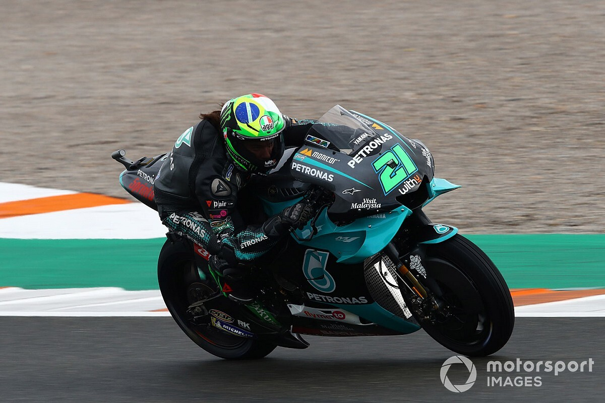Morbidelli felt he was Yamaha's 'lowest-rated' rider