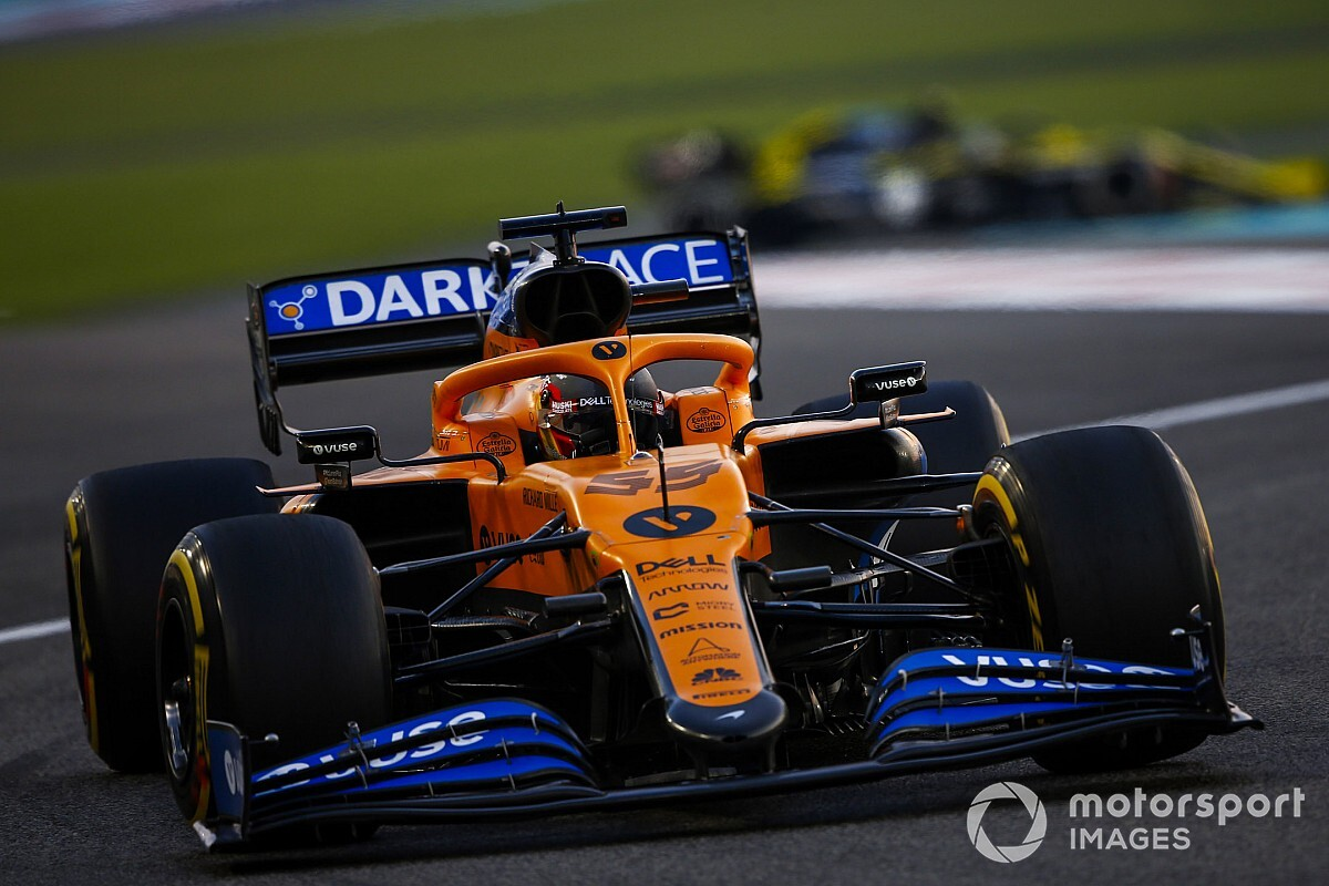 Sainz: McLaren wordt 'team om rekening mee te houden' in F1