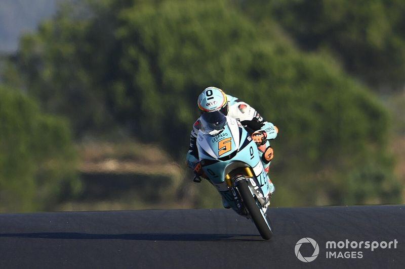Moto3 FT1 Portimao: Jaume Masia sichert sich die erste Bestzeit