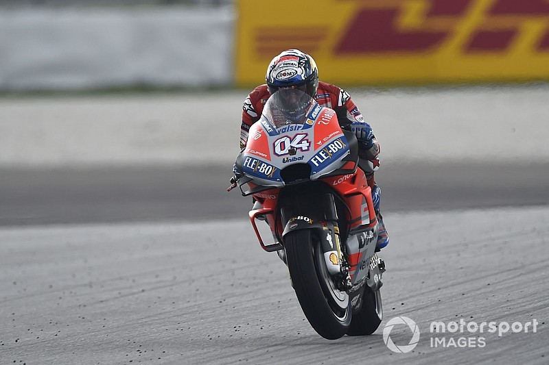 "Dovizioso can't explain ""really bad"" Sepang race"