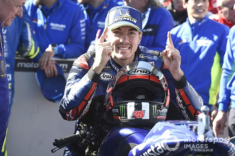 """Viñales: """"El triunfo de Australia me dará mucha credibilidad en Yamaha"""""""