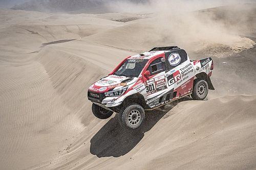 Al-Attiyah/Baumel et Toyota remportent le Dakar