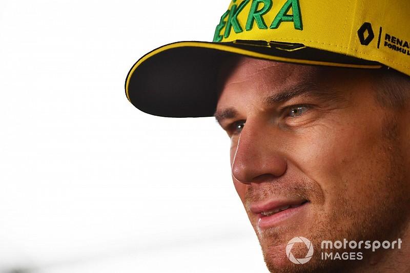 Hülkenberg úgy érzi, képes legyőzni Ricciardót a Renault-nál