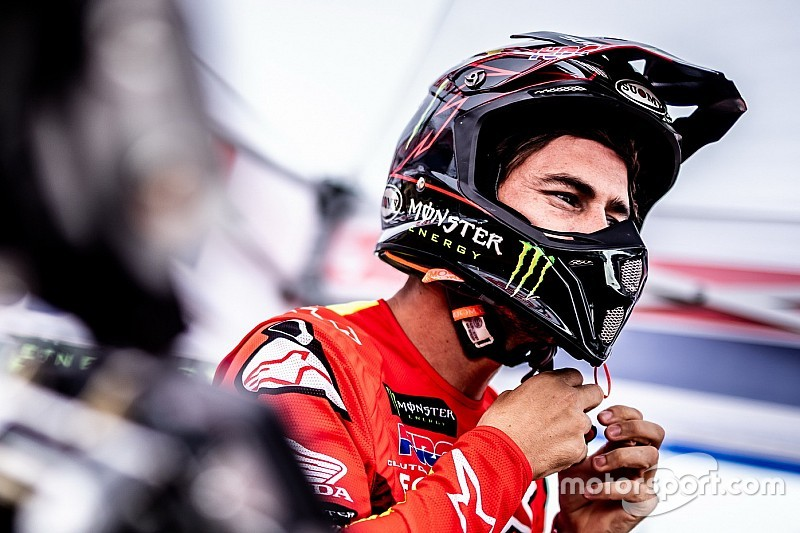 """Barreda: """"No me voy a volver loco para ganar el Dakar"""""""