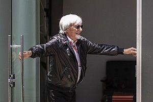 """Ecclestone: """"Volevo comprare Silverstone, ma mi hanno detto che non è in vendita"""""""