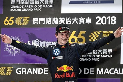 Red Bull schiererà Ticktum a Verstappen sulla RB15 nei test in Bahrain