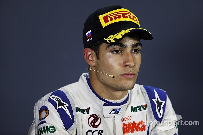 Talentvolle Sette Camara nieuwe testcoureur McLaren
