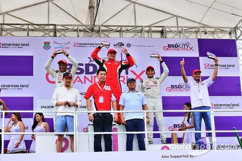 BSD City Grand Prix: Alvin menang, Haridarma juara nasional