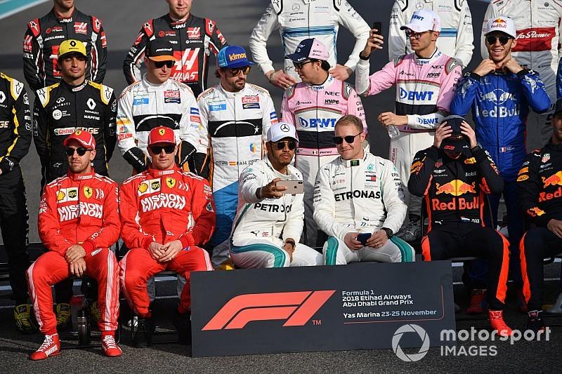 Overzicht: Onze cijfers voor alle F1-rijders in 2018
