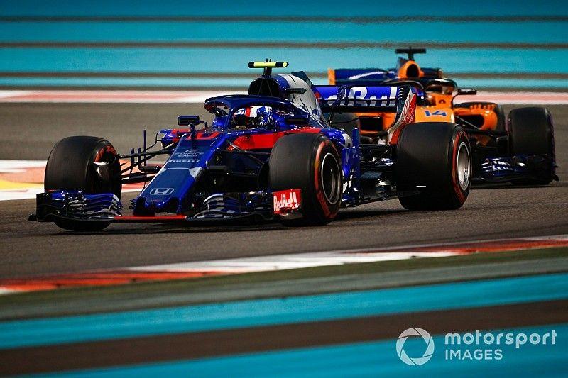 Haltbarkeitswunder: Honda mit Toro Rosso zuverlässiger