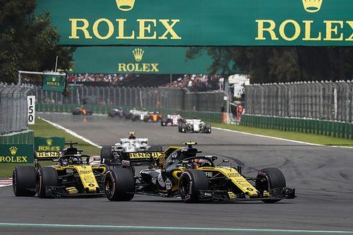 Renault bijna 'best of the rest' in F1, snel duidelijkheid Haas-protest